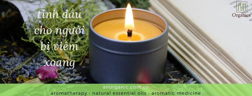 Tinh dầu thiên nhiên An Organics